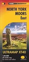 North York Moors East - Harvey Ultramap XT40