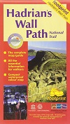 Footprint Map - Hadrian's Wall Path