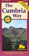 Cumbria Way - 73 mile route between Ulverston & Carlisle