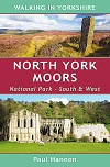 Walking in Yorkshire - North York Moors National Park - South & West