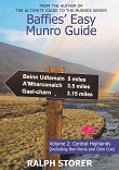 Baffies' Easy Munro Guide Vol 2: Central Highlands