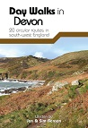 Day Walks in Devon - 20 circular routes in south-west England