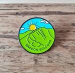 Brecon Beacons National Park Enamel Pin