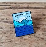 Lake District Enamel Pin