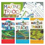 Making Tracks Set - 4 Volumes (Dales, Lakes, Peaks & Moors)