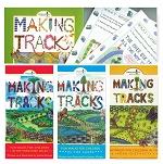 Making Tracks Set - 4 Volumes (Dales, Lakes, Peaks & Moors)