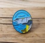 Pembrokeshire Coast National Park Enamel Pin