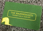 The Wainwrights Pocket Log
