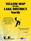 Lake District North - Boxed set 8 Yellow Publications maps