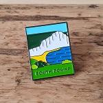 South Downs National Park Enamel Pin