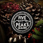 UK & EIRE Five Peaks patch