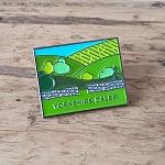 Yorkshire Dales Enamel Pin