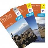 3 Peaks Challenge Map Bundle