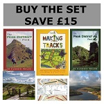 Peak District Set - FIFTY walks including TEN fun packed ones specifically written for children