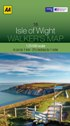AA Walker's Map - Isle of Wight