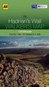 AA Walker's Map - Hadrian's Wall
