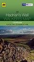 AA Walker's Map - Hadrian's Wall