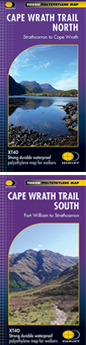 Cape Wrath Trail - Map Set