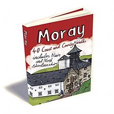 Moray - 40 Coast and Country Walks