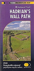 Harvey Maps - Hadrian's Wall Path