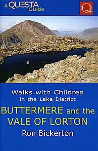 Walks With Children in the Lake District: Buttermere and the Vale of Lorton