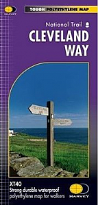 Harvey Maps - Cleveland Way