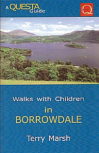 Walks With Children in the Lake District: Borrowdale